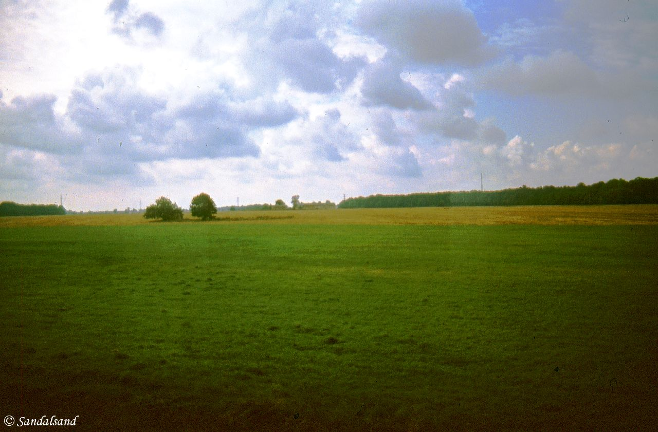 Germany (DDR) - On the way to Berlin