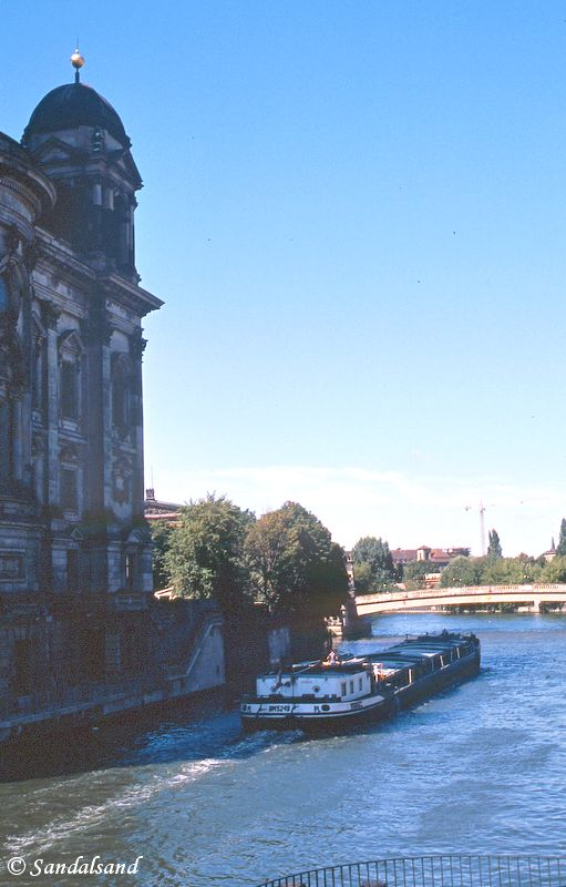 Germany - Berlin - River Spree