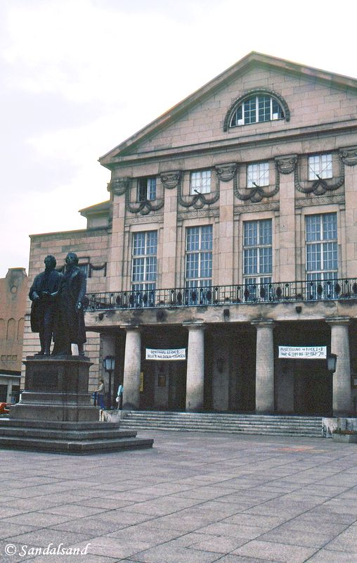 Germany (DDR) - Weimar