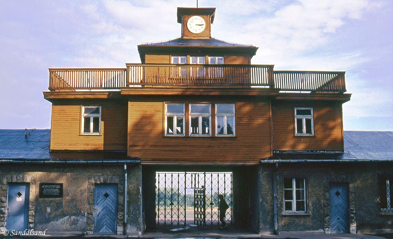 Germany (DDR) - Buchenwald