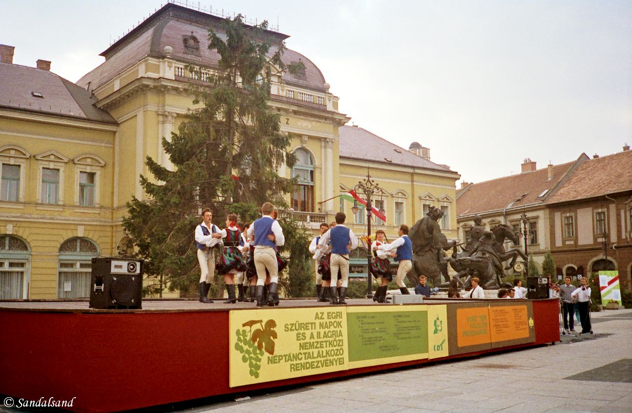 Hungary - Eger