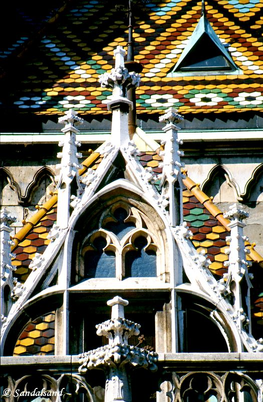 Hungary - Budapest - Mathias church