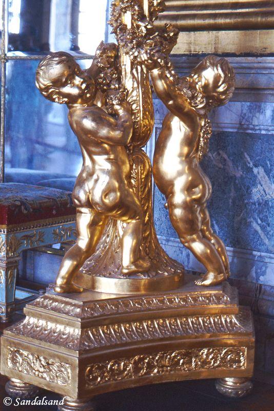France - Versailles interior detail