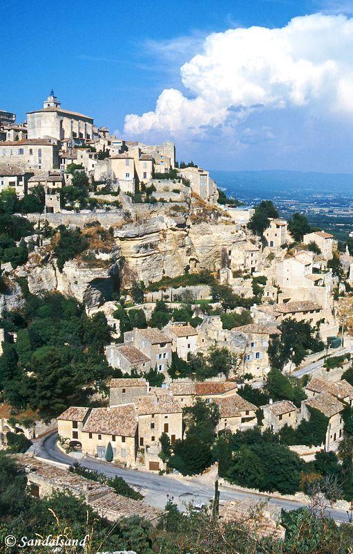 France - Provence - Gordes