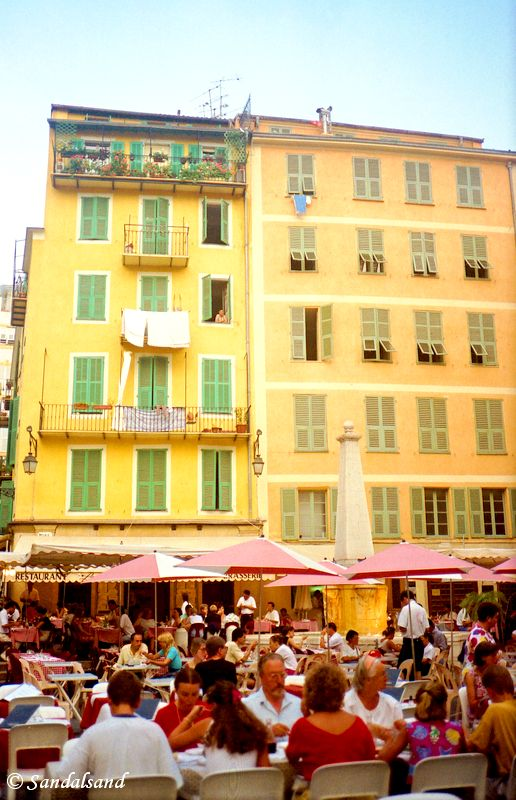 France - Nice Old Town