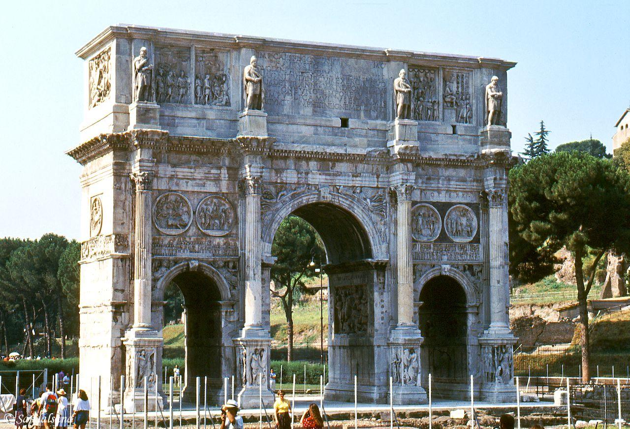 Italy - Roma - Forum Romanum