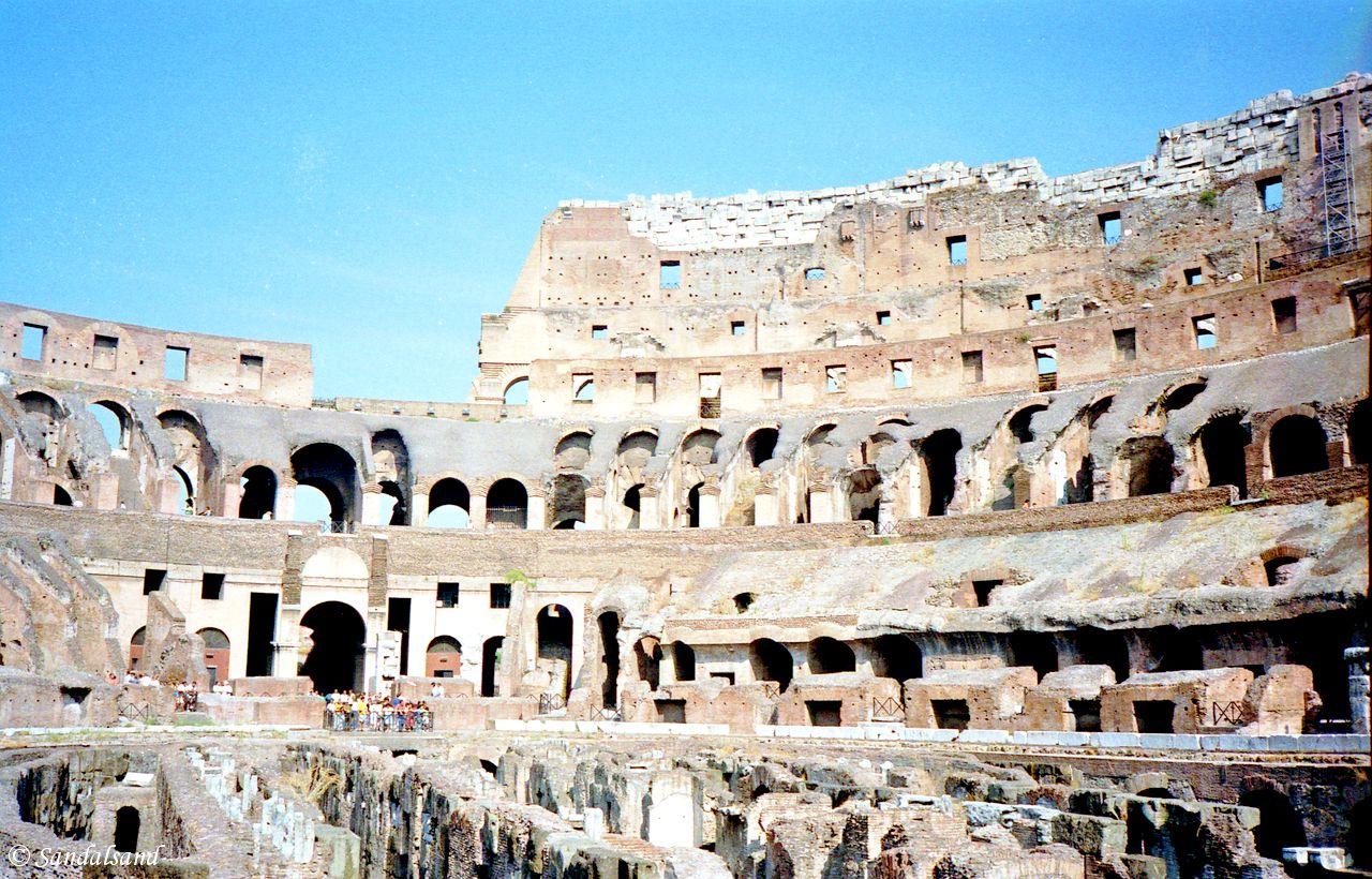 Italy - Roma - Colloseum