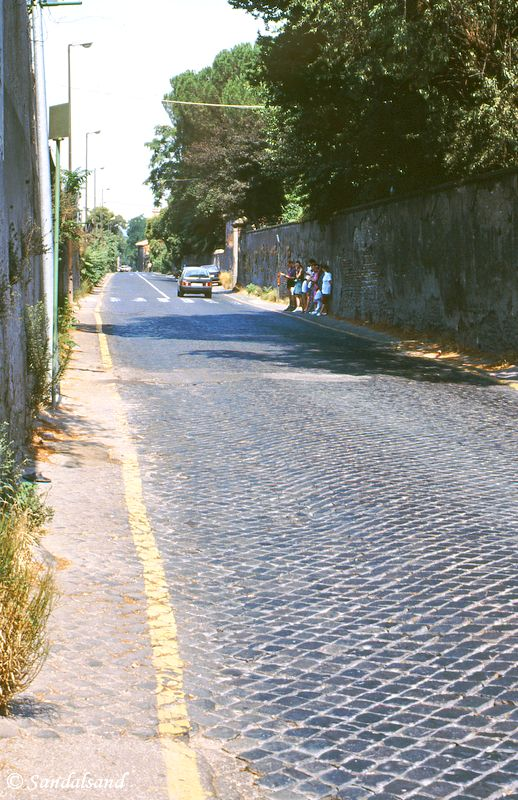Italy - Roma - Via Appia