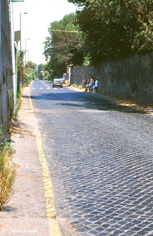 Italy - Roma (Rome) - Via Appia