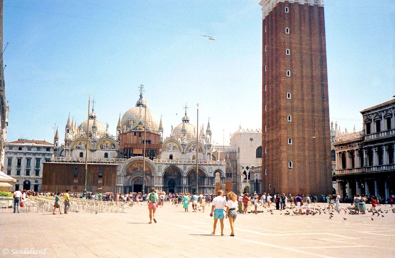 Italy - Venezia - Piazza San Marco