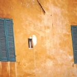 Italy - Toscana - Lucca window shutters