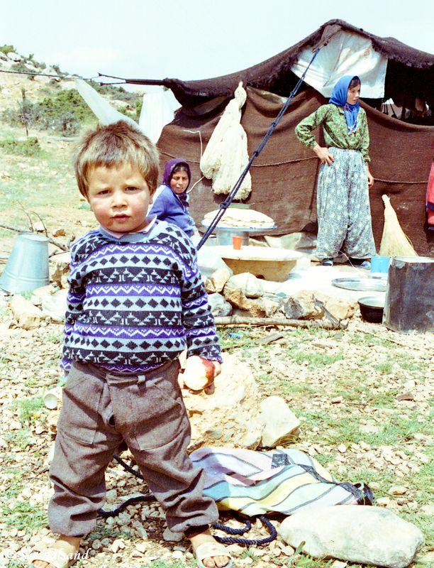 Turkey - Alanya - Trip to Pamukkale - Nomad camp