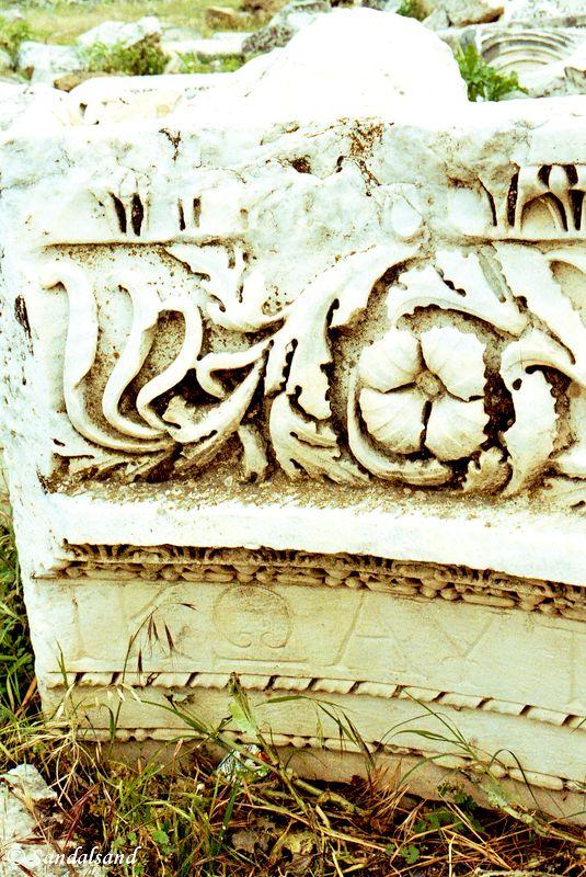 Turkey - Pamukkale - Hierapolis