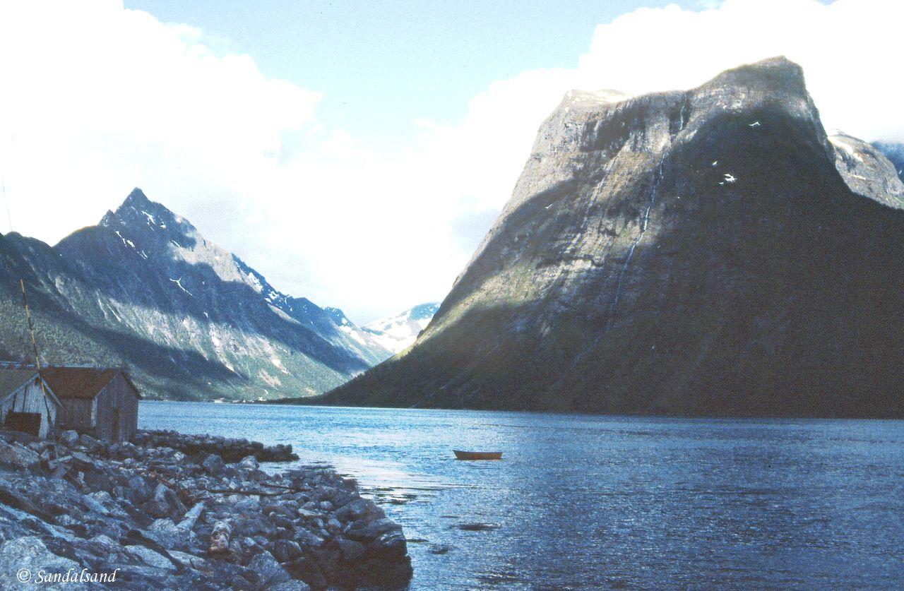 Norway - Møre og Romsdal - Ørsta - Leknes and Øye