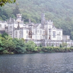 Ireland - Galway County - Connemara - Kylemore Abbey