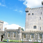Ireland - Clare County - Knappogue Castle