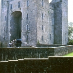 Ireland - Clare County - Bunratty Castle
