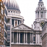 England - London - St. Paul's Cathedral