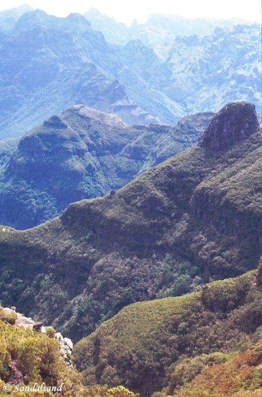 Portugal - Madeira - Towards Pico Ruivo
