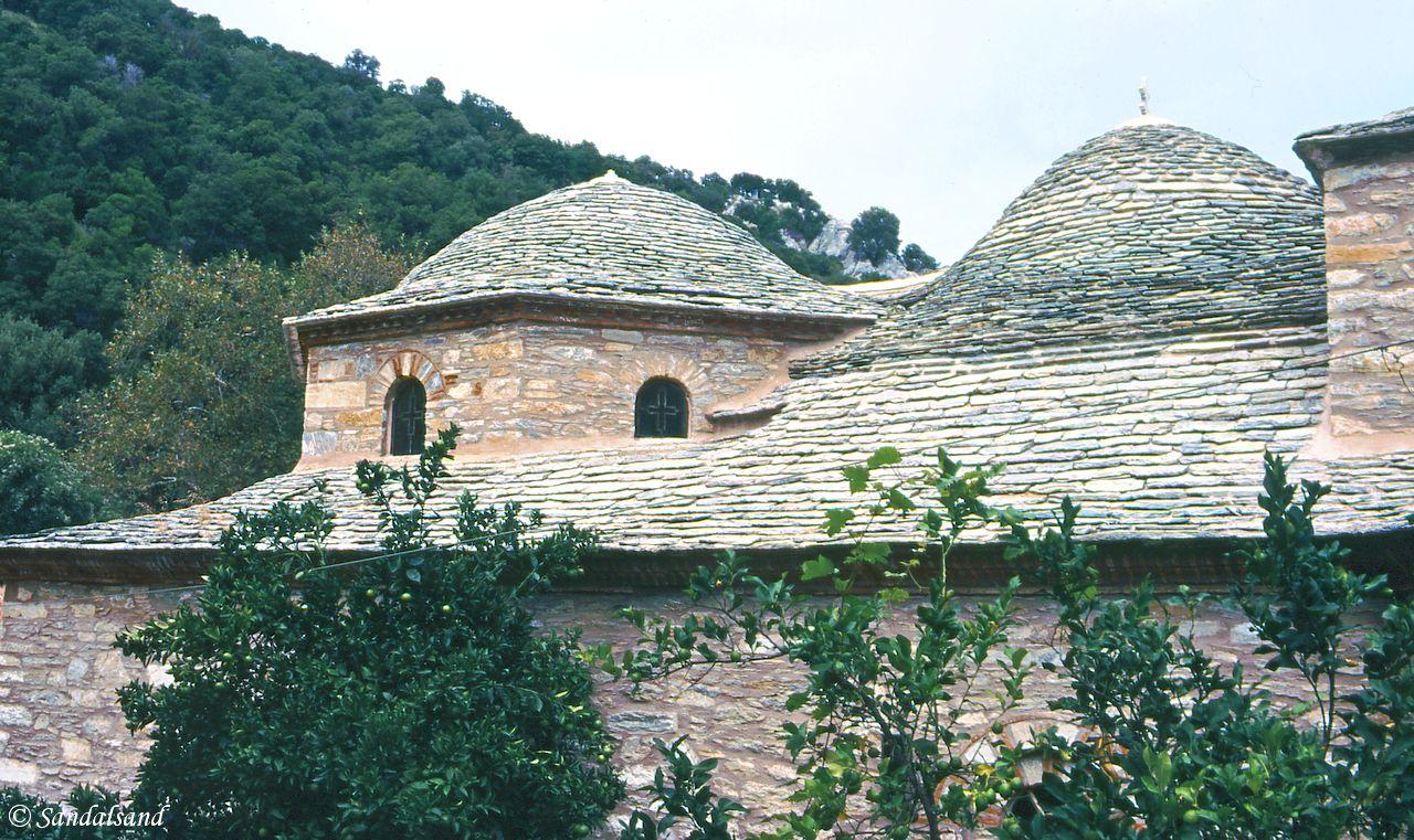 Greece - Skiathos - Monastery of Panagia Evangelistria