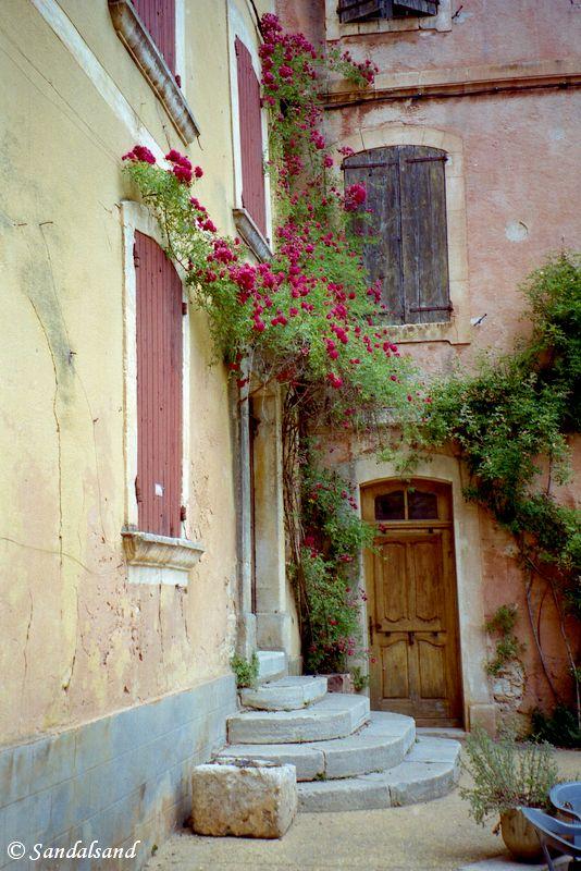 France - Provence - Roussillon