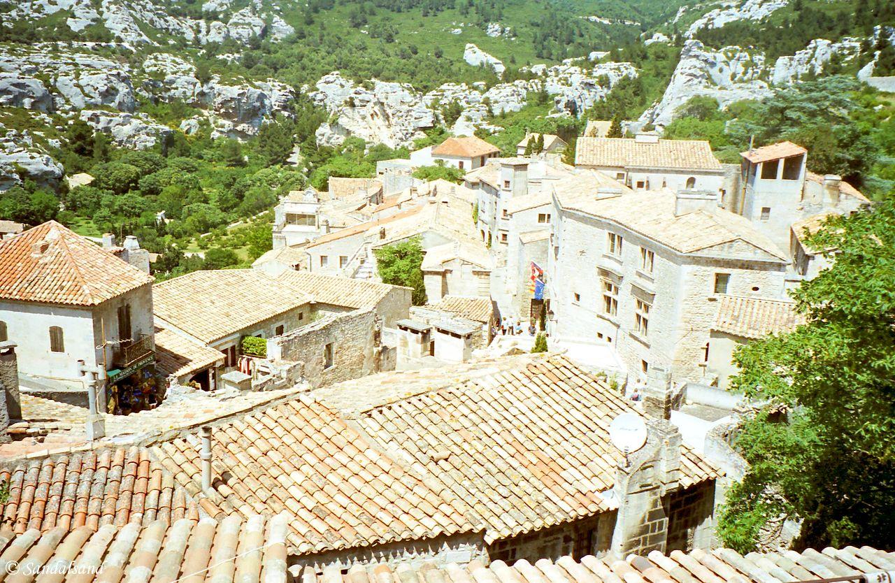 France - Provence - Les Baux