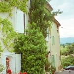 France - Provence - Saint-Romain-en-Viennois