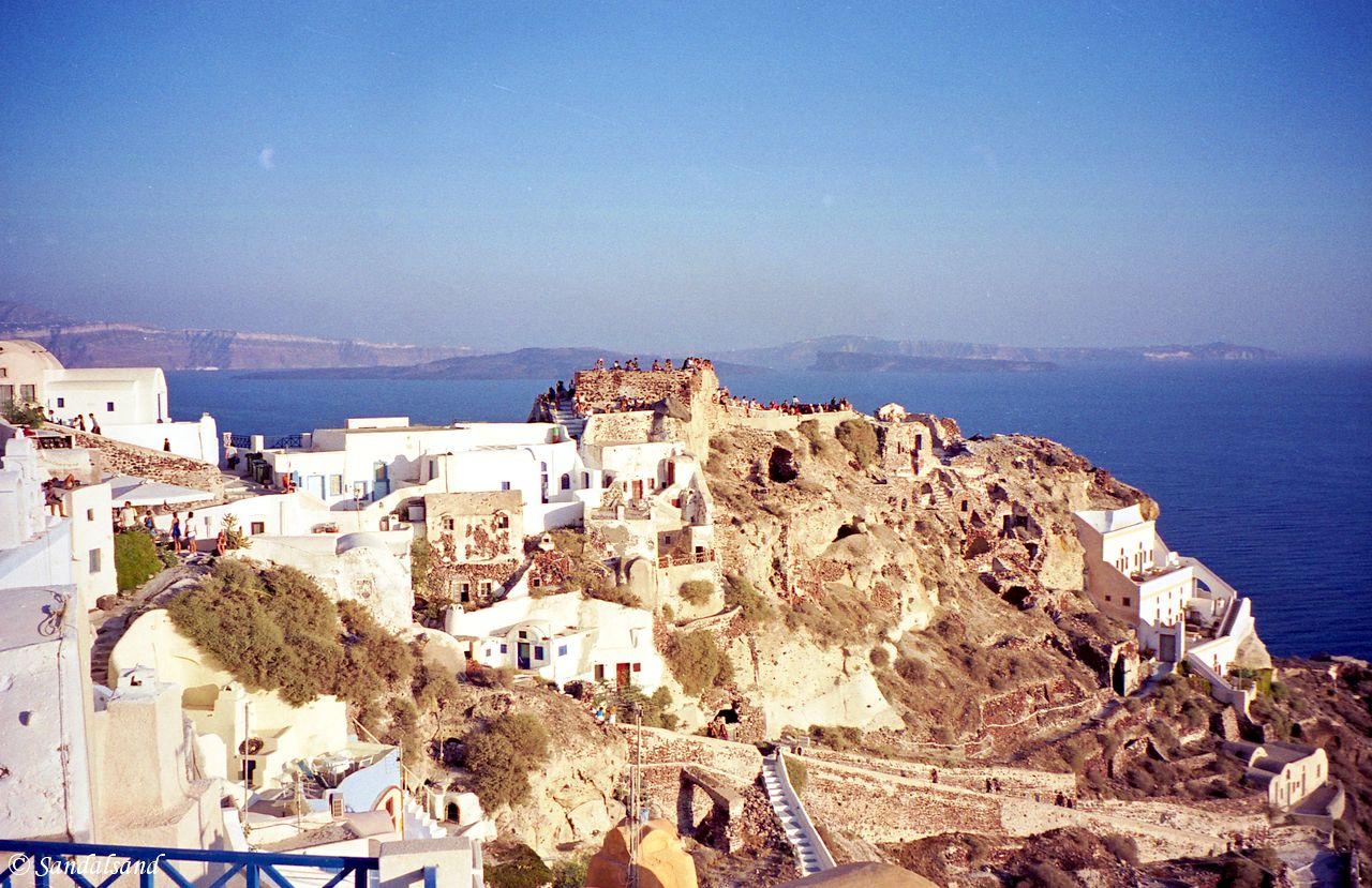 Greece - Cyclades - Santorini - Oia