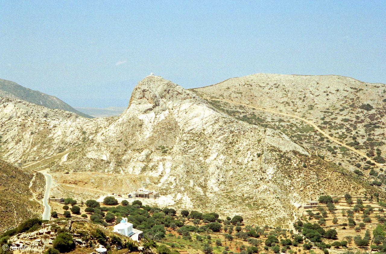 Greece - Cyclades - Naxos - Car trip