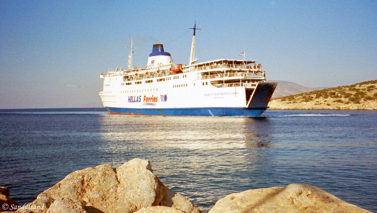 Greece - Cyclades - Schinoussa