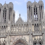 France - Cathedral of Reims