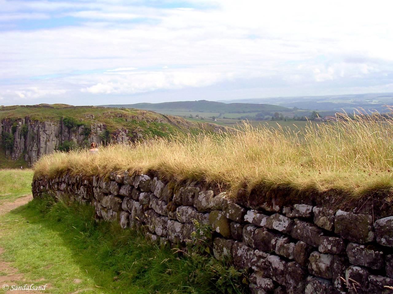 England - Hadrian's Wall - Steel Rigg
