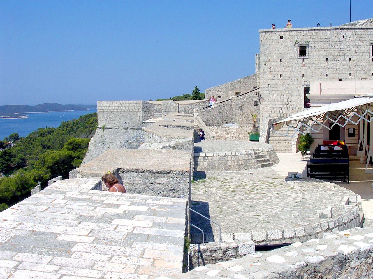 Croatia - Hvar citadel
