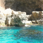 Malta - Boat from Mellieha Bay to Comino and the Blue Lagoon