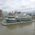 England - Manchester - Lowry River