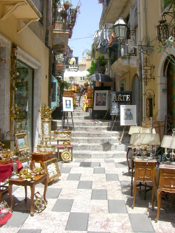 Italy - Sicilia - Taormina