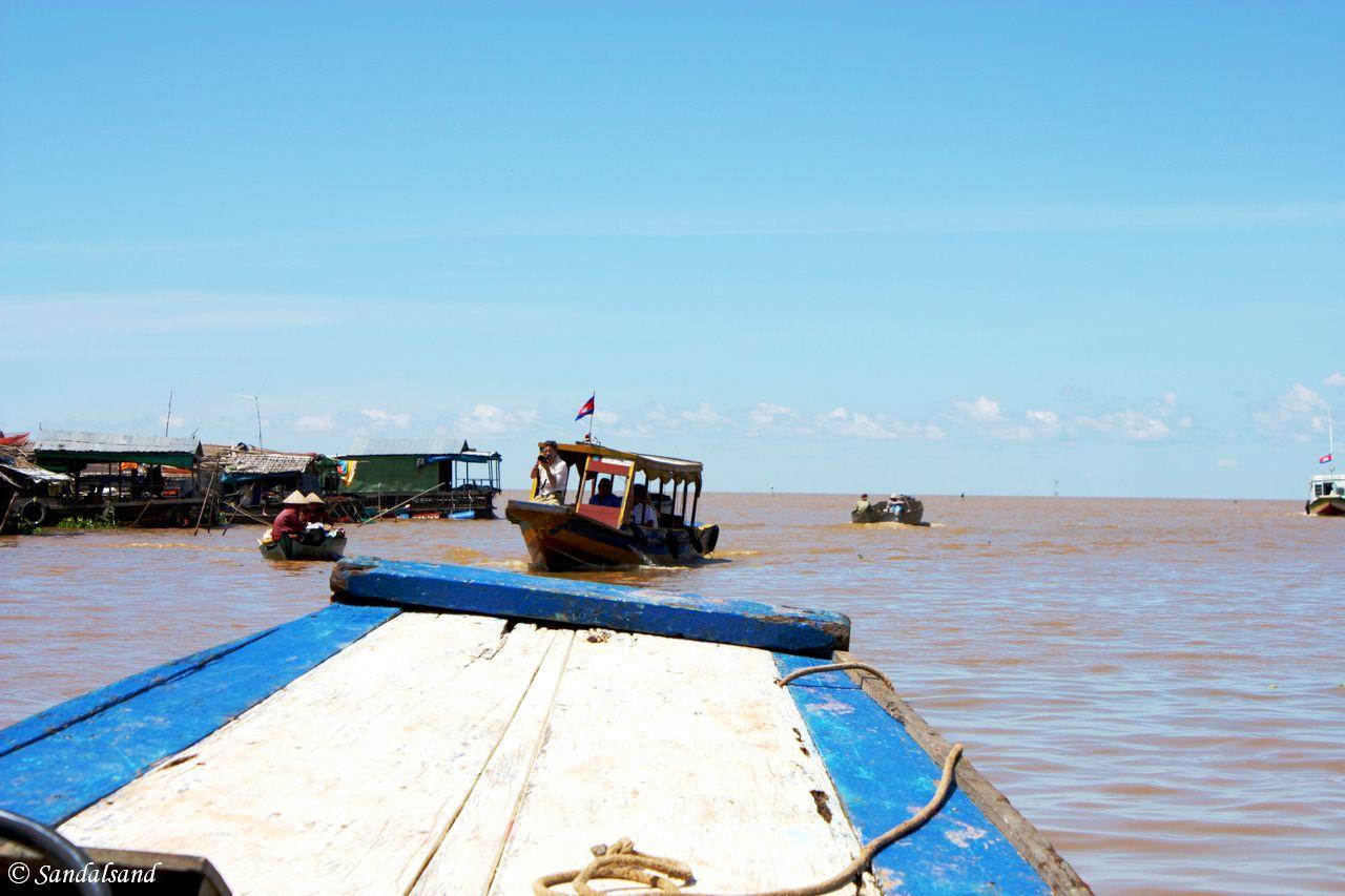Cambodia - Siem Reap - Chong Kneas Floating Village