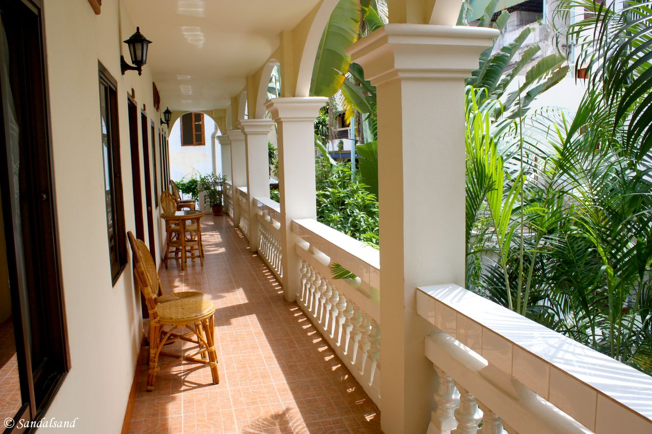 Laos - Vientiane - Mali Namphu Guest House