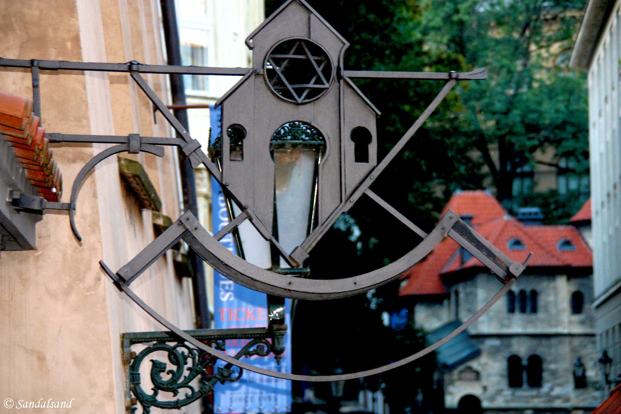 Czech Republic - Praha - The old Jewish Quarter