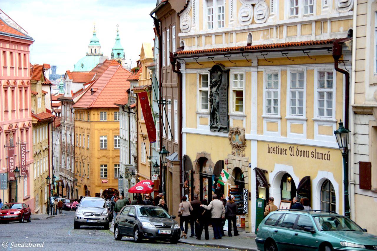Czech Republic - Praha - Malá Strana