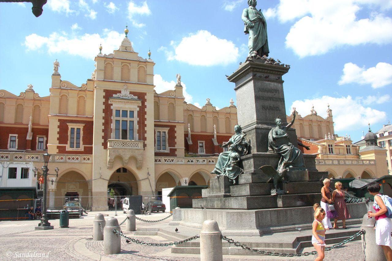 Poland - Krakow - Rynek Square
