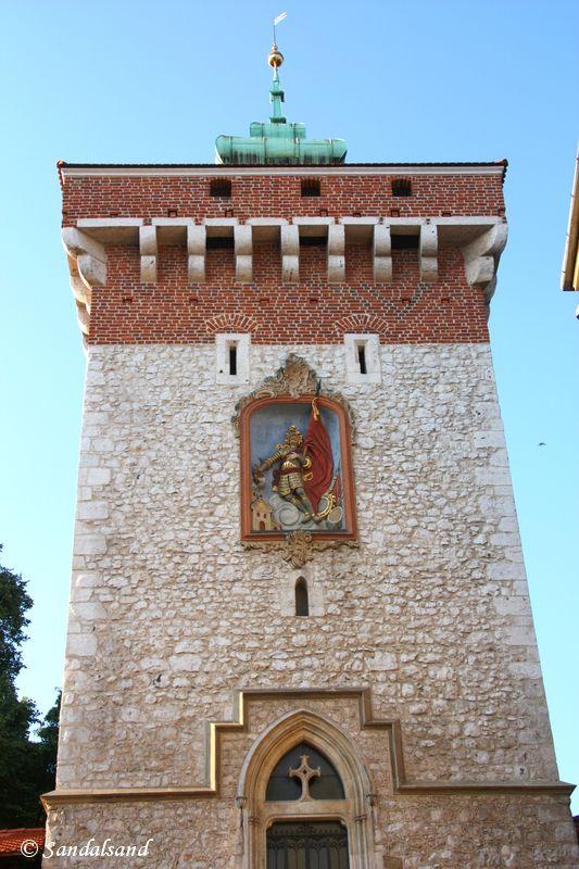 Poland - Krakow - St. Florian's Gate