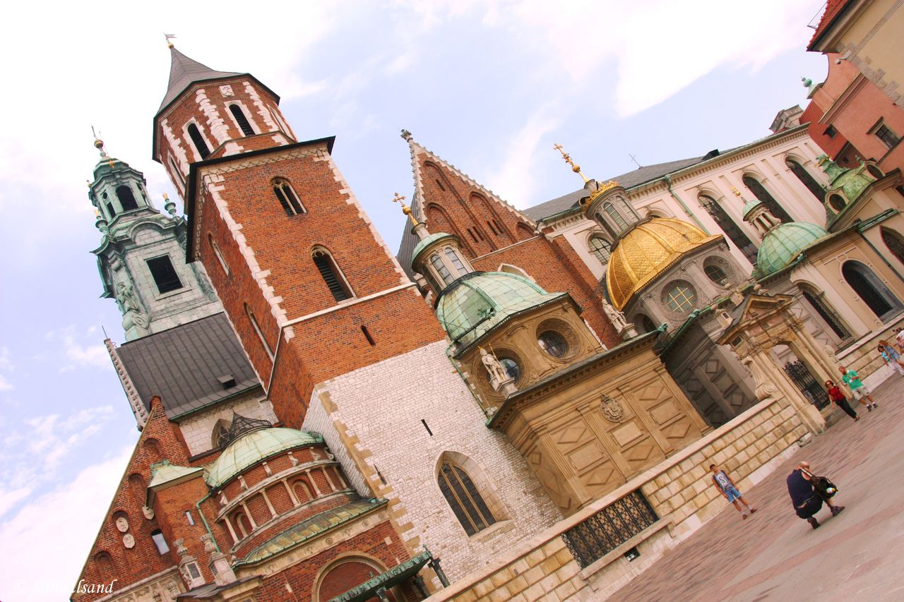 Poland - Krakow - Wawel Castle