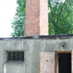 Poland - Auschwitz Concentration Camp - Gas chamber