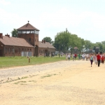 Poland - Auschwitz - Birkenau Concentration Camp