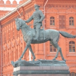 Russia - Moscow - Manege Square