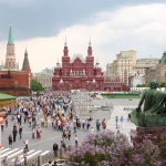 Russia - Moscow - Saint Basil's Cathedral