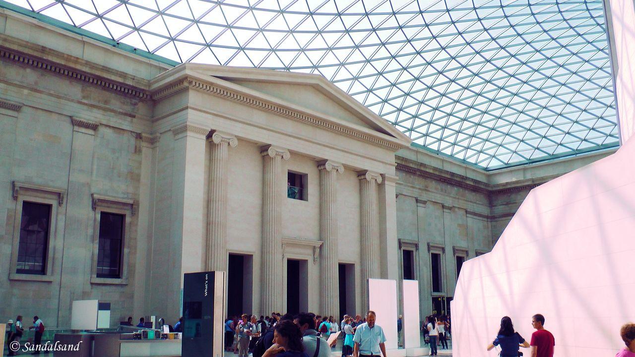 England - London - British Museum