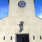 Norway - Nordland - Bodø cathedral