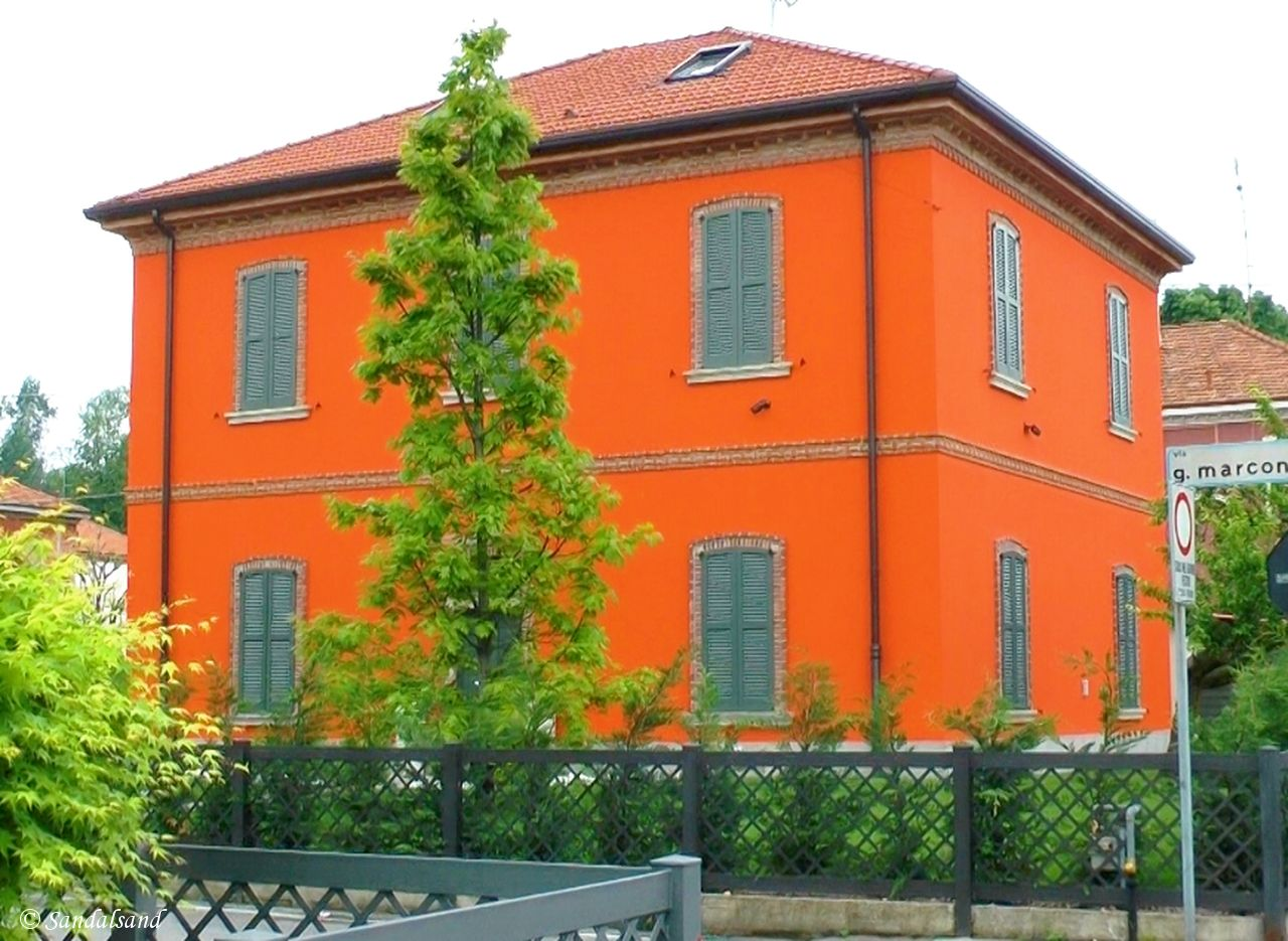 Italy - Crespi d'Adda
